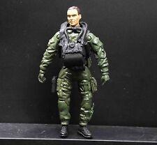"BBI Elite Force US NAVY Ultimate SEAL Rudy Boesch action figure 1/18 4"" 10cm"