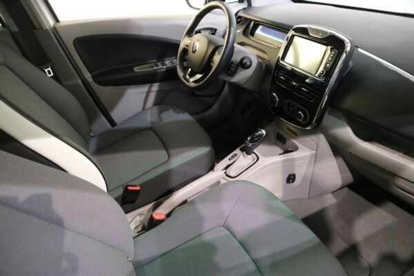 Renault Zoe  Intens billede 14