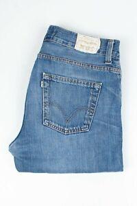 30350 Levi 'S Levi Strauss 506 Standard Blau Herren Jeans IN Größe 33/32