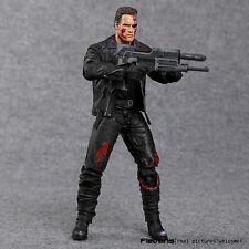Terminator Arnold Schwarzenegger T-800 action figure NO BOX