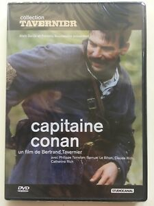 Capitaine-Conan-DVD-NEUF-SOUS-BLISTER-Philippe-Torreton-Samuel-Le-Bihan