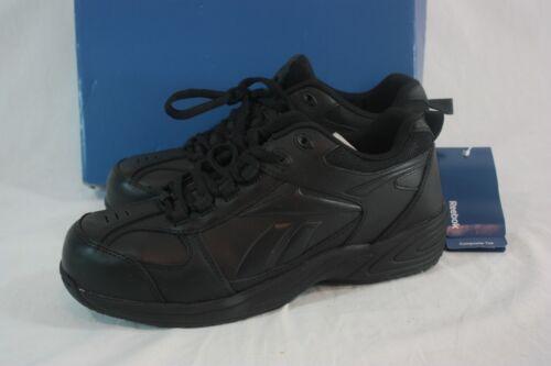 Toe Men's Non Soe 5 Us Black 8 Reebok W Rb1860 Slip Composite Jorie 690774197251 Work Uqw7dPST
