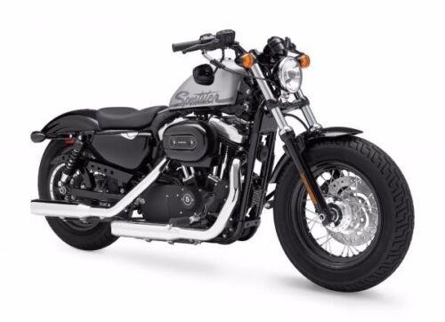 Front Solo Driver Diamond Stitch Seat For 10-15 Harley Davidson XL1200X X48 X72
