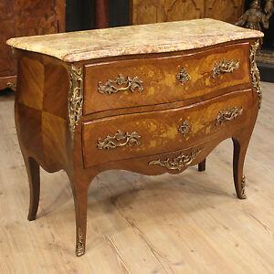 Como-cassettone-mobile-intarsiato-francese-piano-marmo-bronzi-stile-antico-900