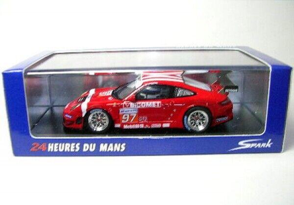Porsche 997 GT3 RSR No. 97 LeMans 2010