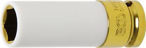 """SW 19 mm 1//2/"""" BGS Kraft-SchoneinsatzAntrieb Innenvierkant 12,5 mm"""