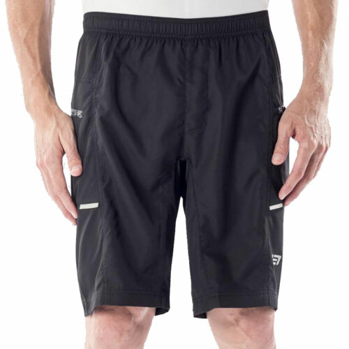 Bellwether Ultralight Gel Men/'s Cycling Short Bk M