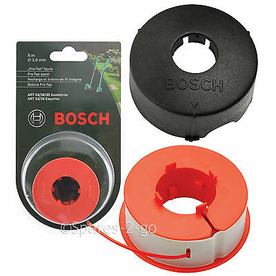 Bosch ART Trimmer Strimmer Grass  Cutting Wire Line Plastic  Cable GENUINE 8m