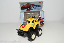 EURO PLAY VW VOLKSWAGEN BEETLE KAFER WILDER DONNER YELLOW VN MINT BOXED RARE