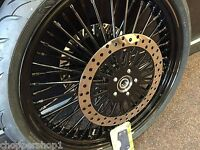 21 X 3.5-52 Spk Mammoth Flhr Road King Wheel Avon Cobra B/w 120/70-21 Tire