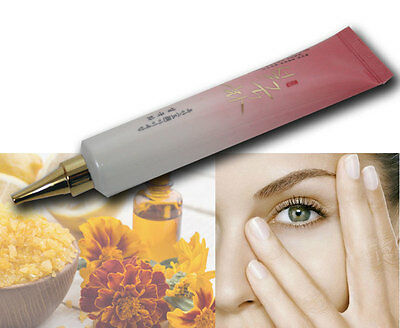 Korean Made Herbal Cosmetics Eye Serum 40ml /  Wrinkles,Basis / Seolgukhwa okan