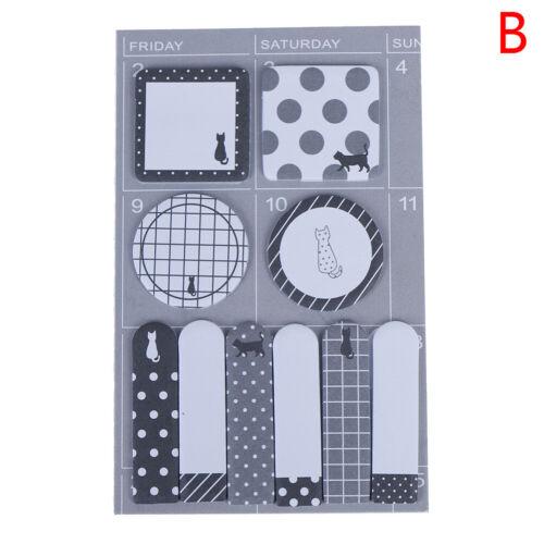 Kawaii panda memo pad paper stickers scrapbooking post note stationTPO