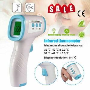 New Infrared Thermometer LCD Non-contact Temperature Gun Digital IR Temp Meter