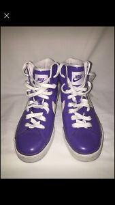 Nike BRS Purple/White Classic Retro
