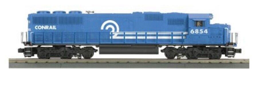 MTH RAILKING SCALE CONRAIL SD60 DIESEL ENGINE PROTOSOUND 2.0 LN BOX PS2