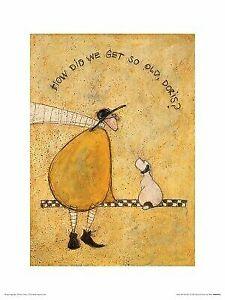 Sam Toft Perfect Day Kunstdruck 30 x 40 cm