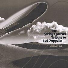 Various Artists - String Quartet Tribute to Led Zeppelin 1&2 / Various [New CD]