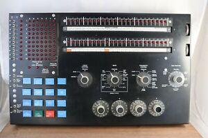 RARE IBM 3890 Mainframe CPU Operator Panel System Check Sorter Control Unit 360