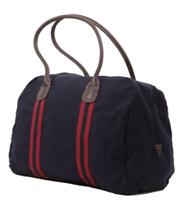 Tommy-Hilfiger-Women-Small-Travel-Sport-Gym-Logo-Duffle-Bag-0-Free-Ship