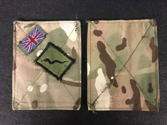 BRITISH ARMY SURPLUS 101 LOGISTICS BRIGADE MTP TRF PATCH  PANEL,SMOCK,UBACS,BDE