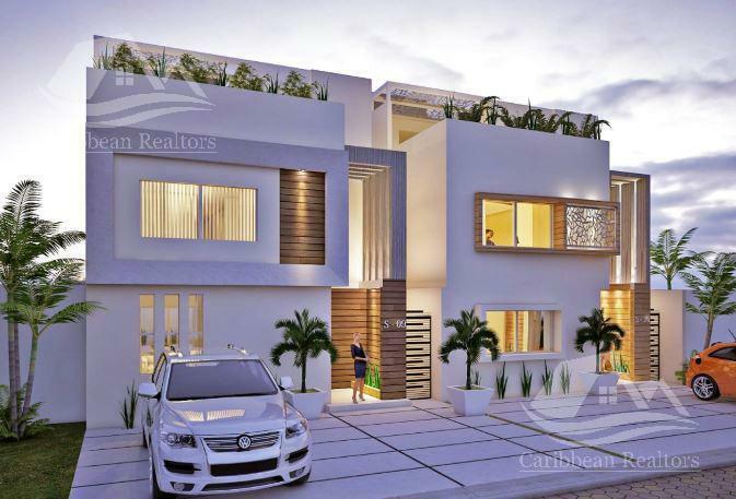 Casa en Venta en Playa del Carmen Riviera Maya El Encuentro