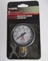 Campbell Ifa112 0-160 Psi Ironforce Pressure Gauge