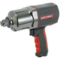 Impact Wrench Craftsman 3/4 Heavyduty Air Tool Hammer Torque Mechanics Wrenches