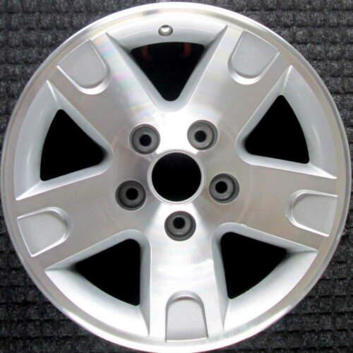 Ford F-150  Machined 17 inch OEM Wheel  2002-2004 2L3Z1007AA 2L341007AA