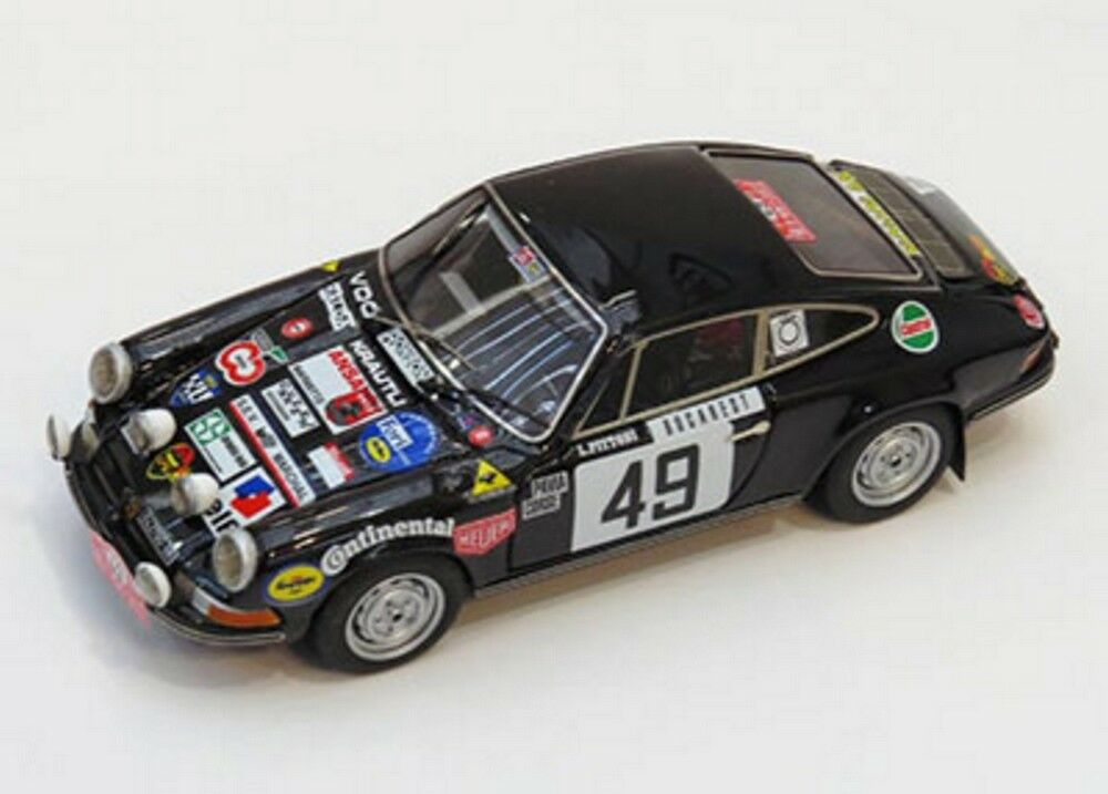 Kit Porsche 911 2.0 Gr.3 Rally Montecarlo 1971 - Arena Models kit 1 43