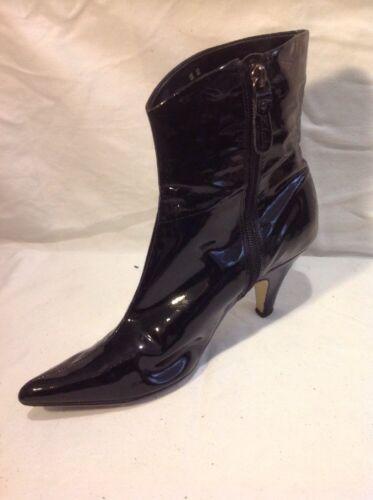 5d noires en cuir Clarks Bottines taille HB8zpwqHPx