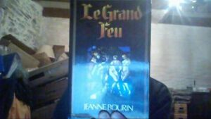 Le-Grand-Feu-de-Bourin-Jeanne-Bourin-Livre-d-039-occasion