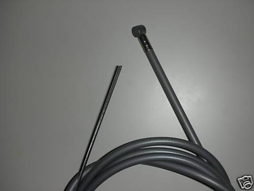 Bike//Bicycle MTB Brake Cable Double Sheath Housing Gray