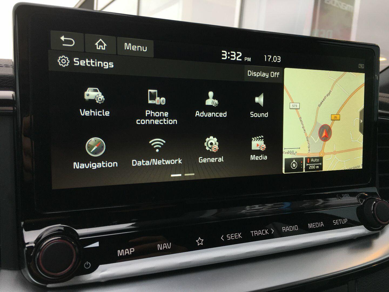 Kia Ceed 1,6 CRDi 136 GT-Line SW DCT - billede 12