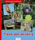 Meine große Tierbibliothek: Tiere der Wildnis von Michel Denis-Huot, Fabrice Martinez, Stéphanie Ledu-Frattini, Christine Denis-Huot und Valerie Tracqui (2016, Gebundene Ausgabe)