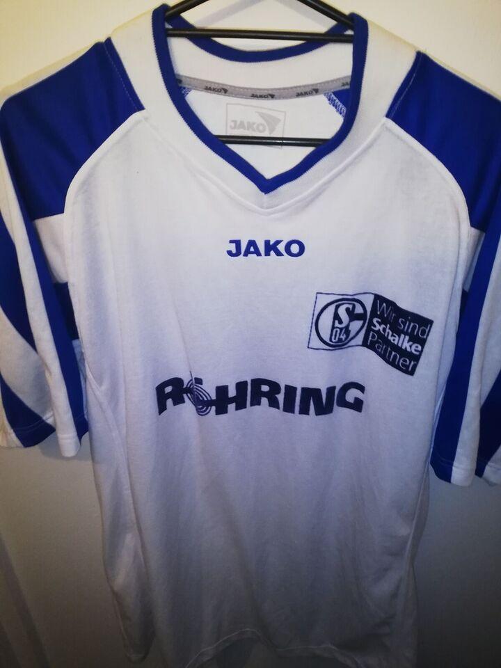 Fodboldtrøje, Schalke 04 trøje, Jako