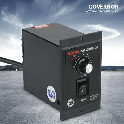 60Hz 220V AC Motordrehzahlsteuerung Pinpoint Regler Drehzahlregler Vorw/ärts r/ückw/ärts 400W 50