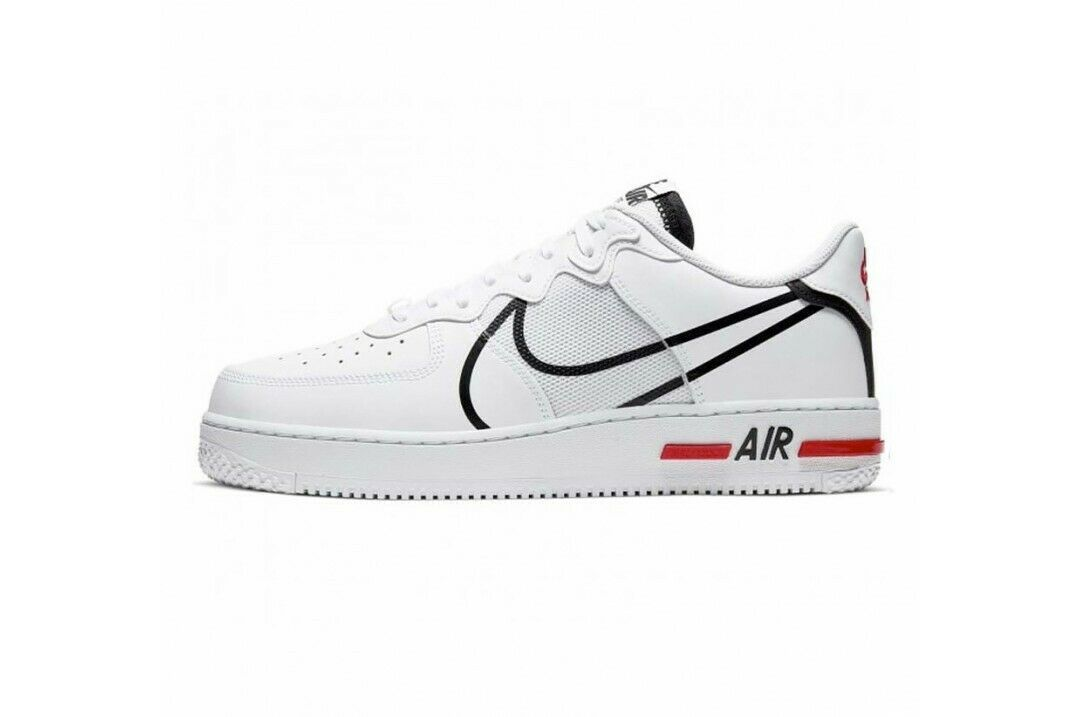 Size 9.5 - Nike Air Force 1 React D/MS/X 2020 for sale online | eBay