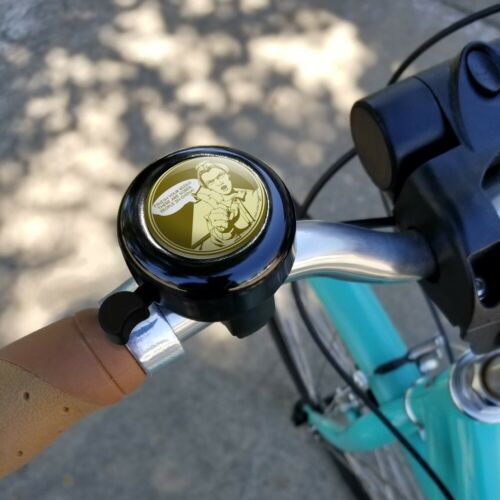 Terminer votre bières sobre People en Chine Drôle Humour Vélo Guidon De Vélo Bell