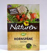 """Celaflor """"Naturen Bio Hornspäne extra fein"""" 1,5 kg Packung"""