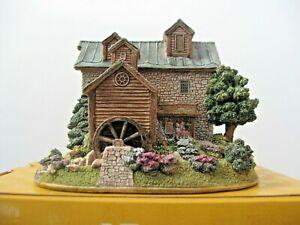 Lilliput-Lane-Cottages-034-Keirstead-Molino-034-L2376-Menta-en-caja-original-con-escritura