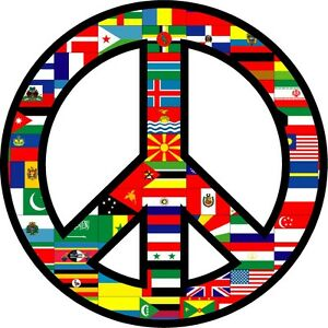 how to make a peace flag for international peace day