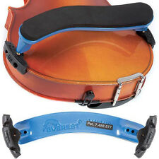 Everest Blue ES Series 1/4-1/10 Violin Adjustable Shoulder Rest