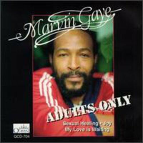 Marvin Gaye - Adults Only [New CD]