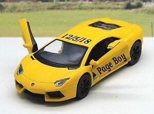 Wedding-Day-Wedding-Car-Gift-Personalised-Name-Page-Boy-Usher-Groom-Lamborghini