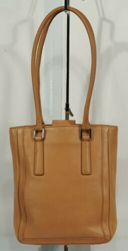 Gently Loved Certified Authentic Coach Tan Vintage
