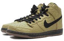 New Nike Dunk High Premium SB Filbert Brown Paper Bag 313171-202 Sz 8 Migos
