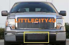 FOR 2009 2010 2011 2012 2013 Ford F-150 Billet Grille 1pc bumper insert