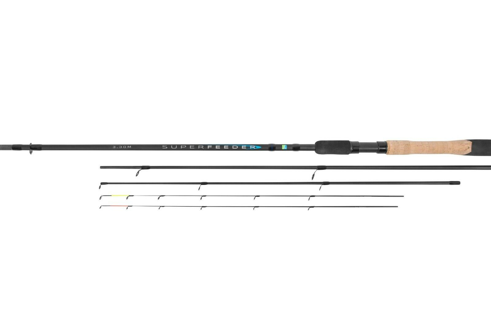 Preston Super Feeder Rod All Models NEW Coarse Fishing QuiGrünip Rod