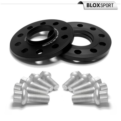 2pcs 15MM Forged Aluminum 6061 T6 Wheel Spacers for Mercedes Benz M W164 W16