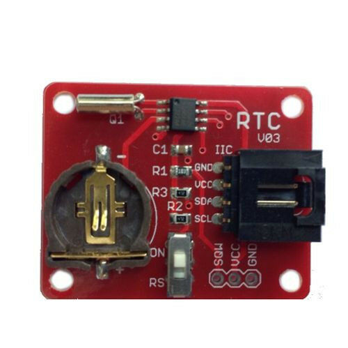 Exquisite RTC DS1307 Shield Module V3.0 Arduino Compatible